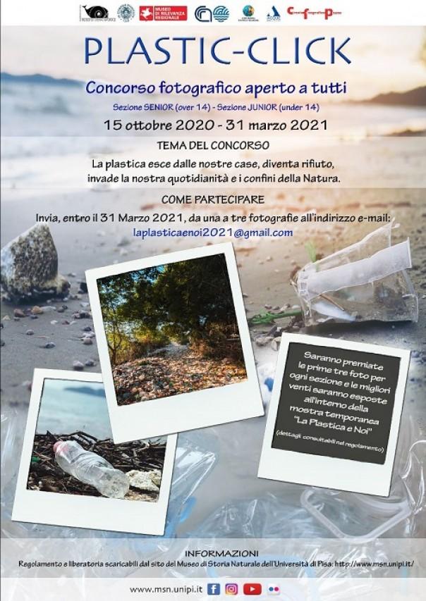 """""""Plastic-click"""" concorso fotografico a premi"""