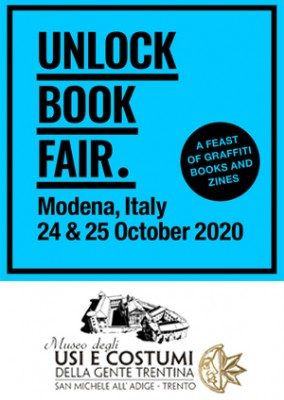 Il Museo porta le scritte dei pastori a Modena per Unlock Book Fair