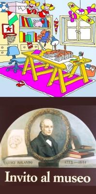 Il museo in cameretta ed i racconti del museo #iorestoacasa