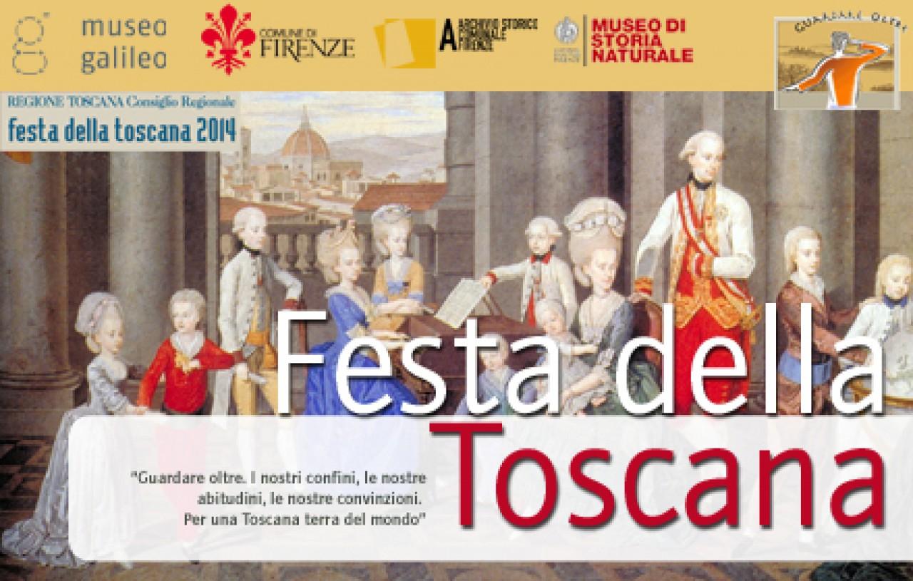 Festa della Toscana 2014: La Toscana di Pietro Leopoldo: studi e ricerche