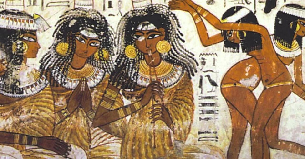Echi dall'antico Egitto