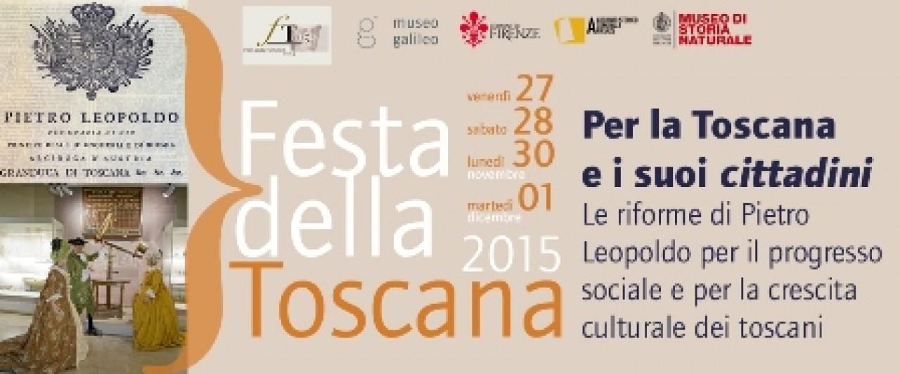 Festa della Toscana al Museo Galileo e al Museo della Specola!