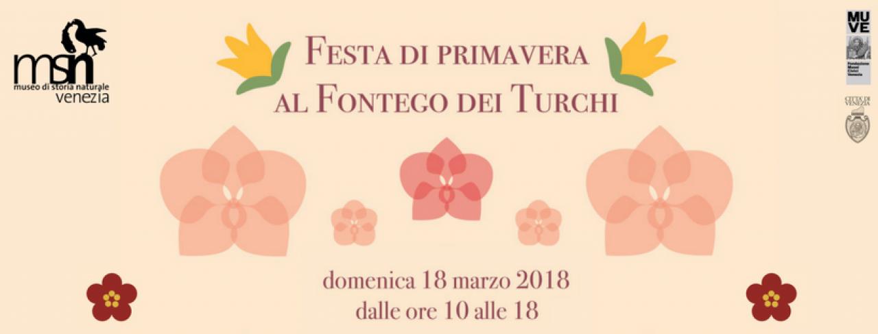 FESTA DI PRIMAVERA AL FONTEGO DEI TURCHI