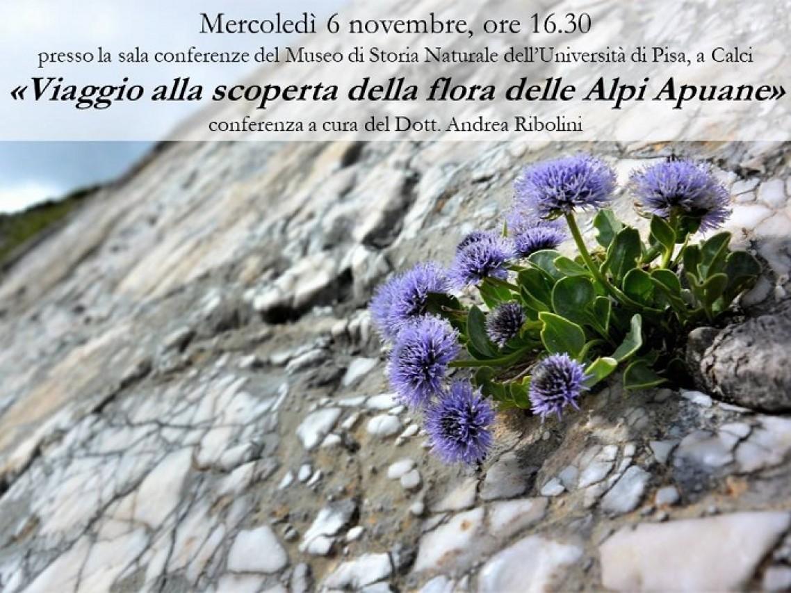 """Conferenza """"Viaggio alla scoperta della Flora delle Alpi Apuane"""""""