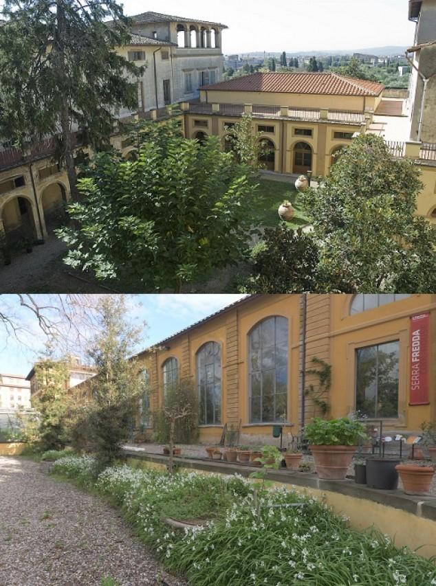 OrtOblate e percorsi di arte fiorentina a Villa La Quiete