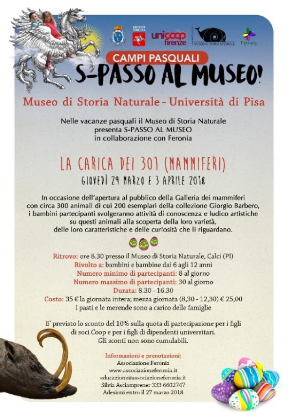 Campi pasquali al Museo!
