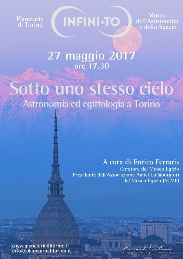 Sotto uno stesso cielo - Astronomia ed egittologia a Torino