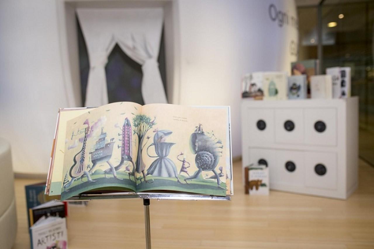 MI SCAPPA… DA RIDERE!  Una sezione della mostra NATI PER LEGGERE al MUSE