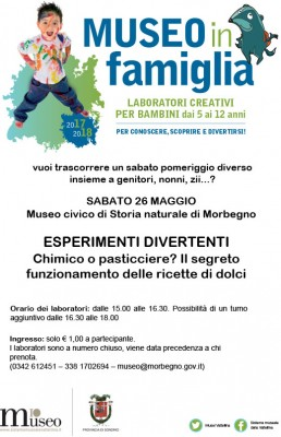 MUSEO IN FAMIGLIA