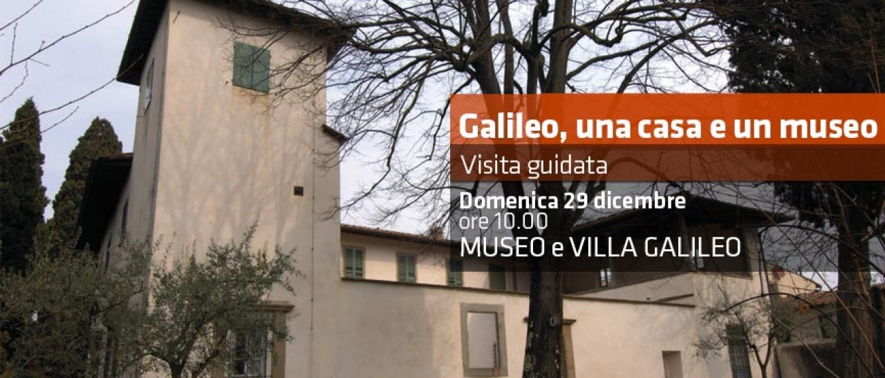Galileo, una casa e un museo
