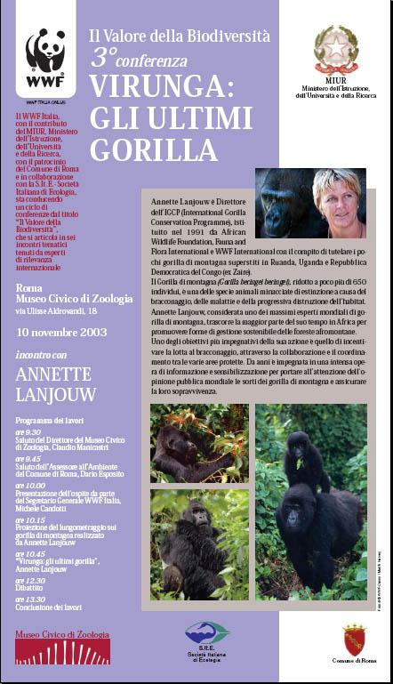 Virunga: gli ultimi gorilla