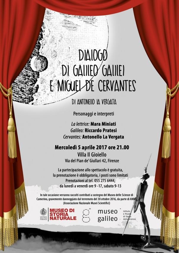 Spettacolo teatrale a Villa Il Gioiello