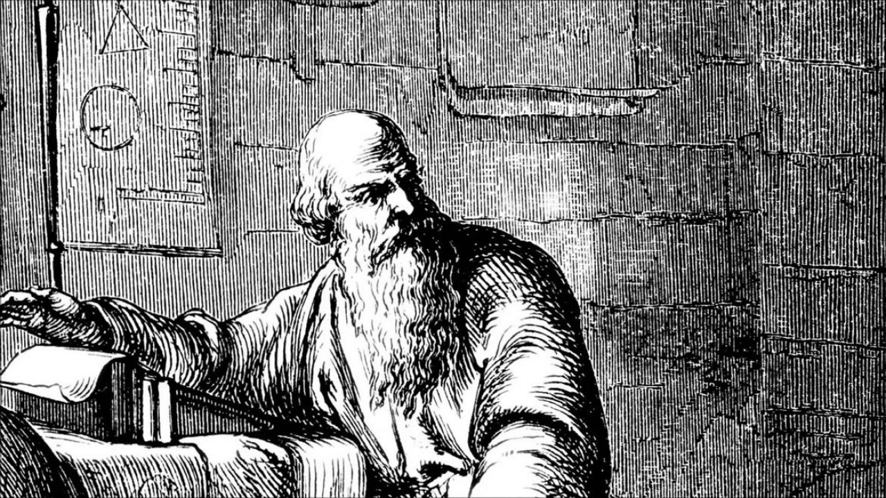 """Ultimo appuntamento con ARCHIMEDE. """"L'assassinio di Archimede"""""""