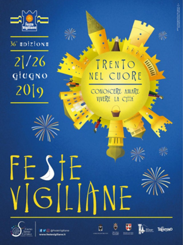 Anche quest'anno il Museo partecipa alle Feste Vigiliane di Trento