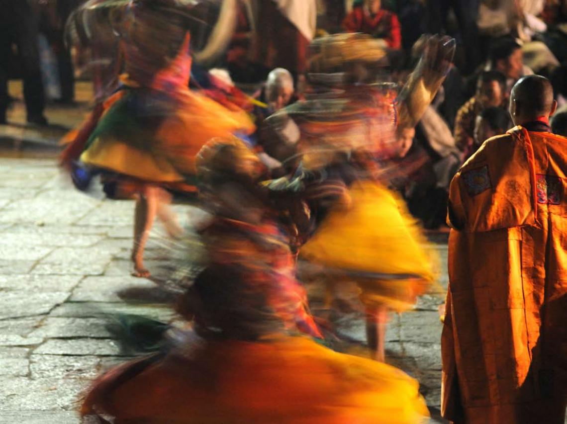 Cham. Le danze rituali del Tibet