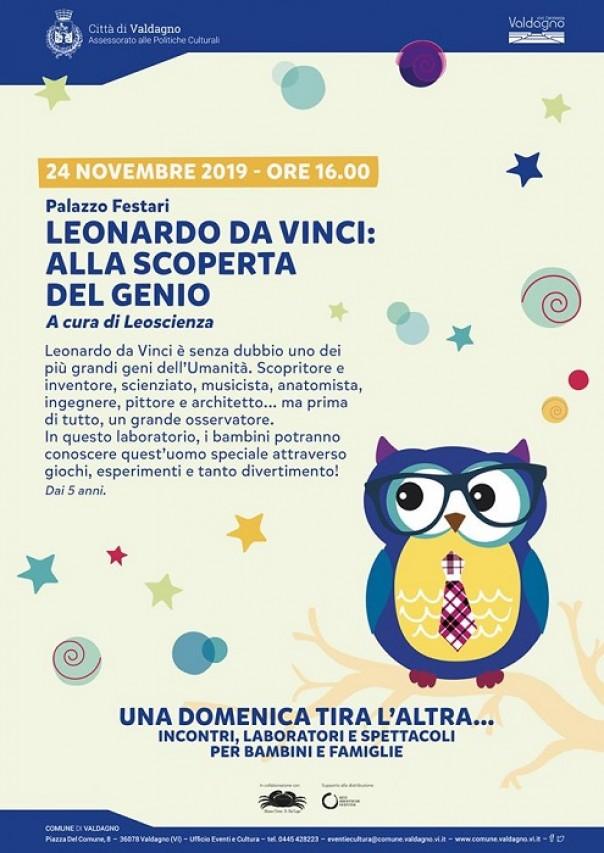 Leonardo Da Vinci: alla scoperta del genio