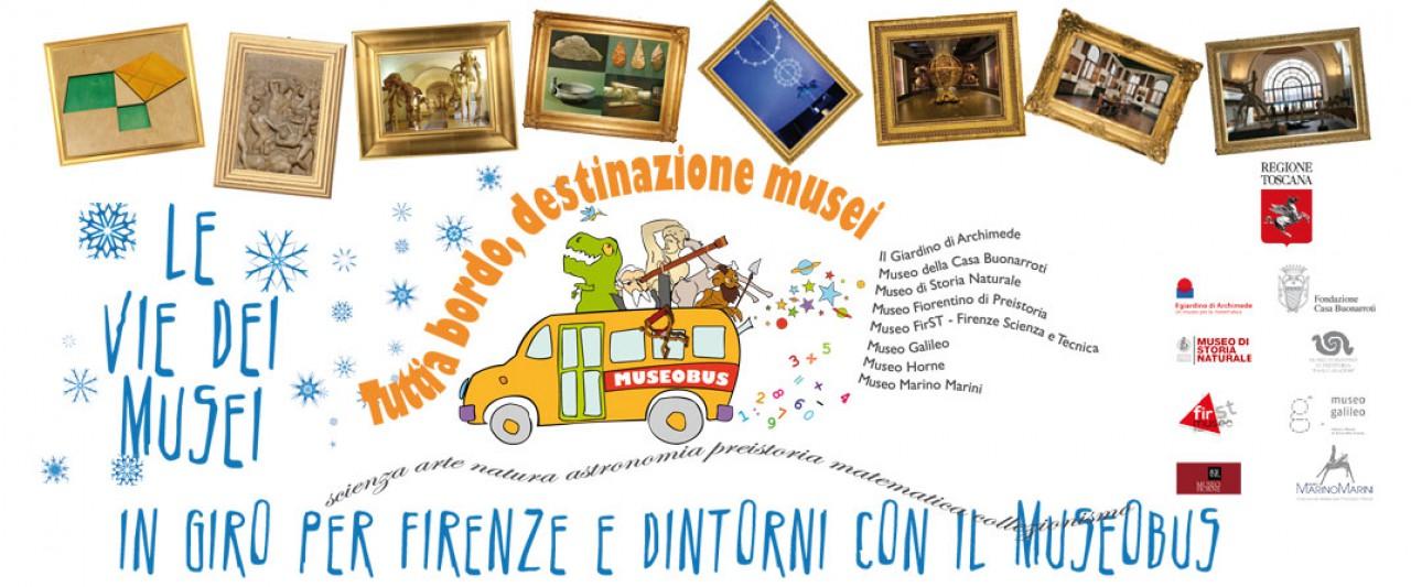 In giro per Firenze e dintorni con il MuseoBus