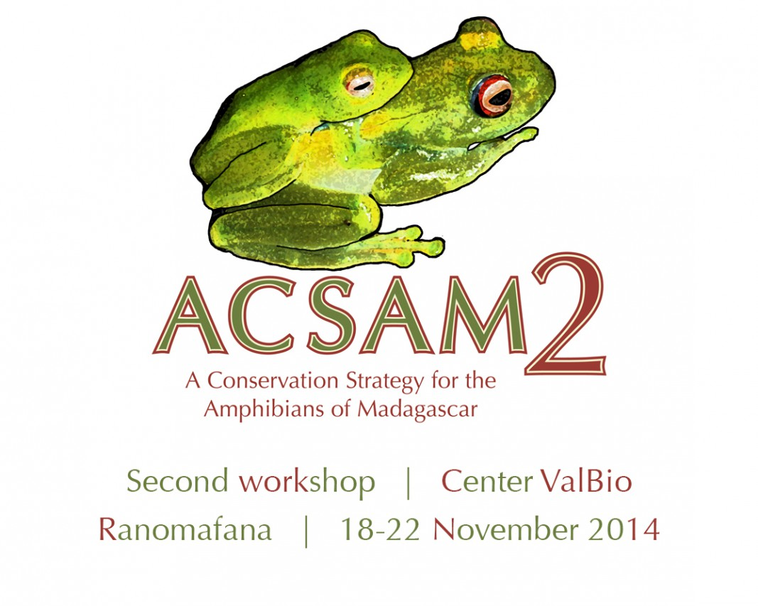 ACSAM2, A Conservation Strategy for the Amphibians of Madagascar