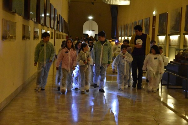 NOTTE AL MUSEO SPECIALE HALLOWEEN
