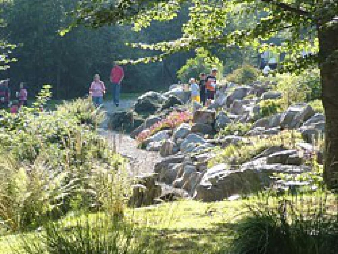 Giardino di Oropa - Stagione 2014