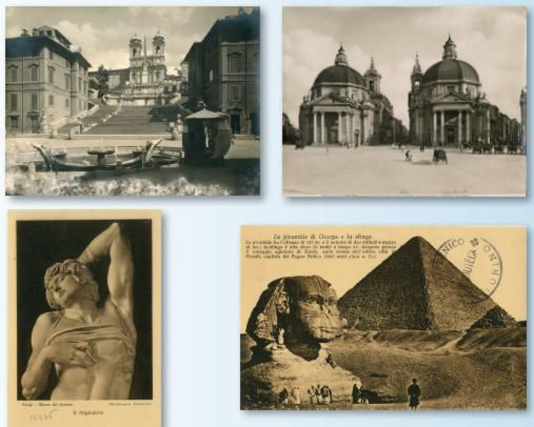 Il Gabinetto di Architettura Antica e Tecnica degli Stili