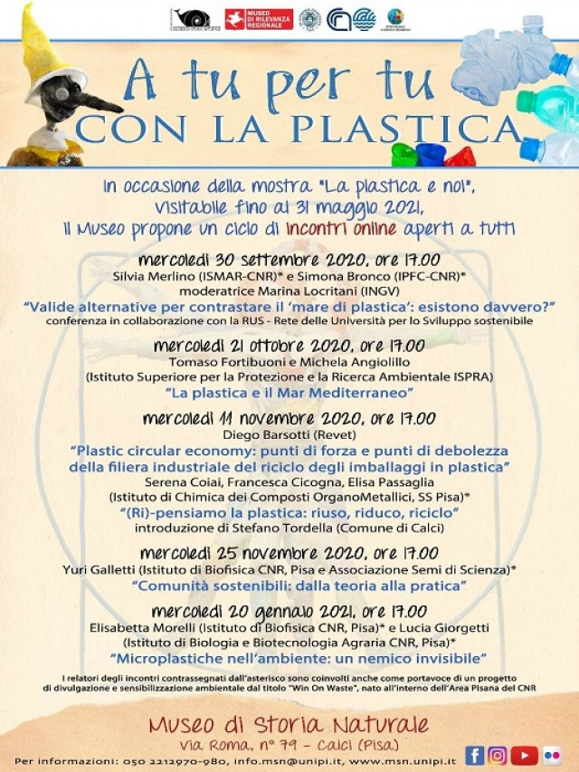 La plastica e il Mar Mediterraneo
