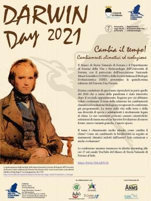 Darwin Day Ferrara 2021