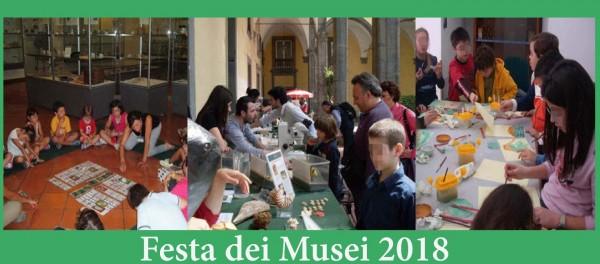 Festa dei Musei 2018
