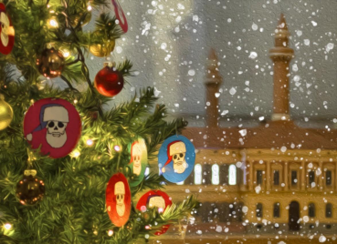 Tante attività durante le feste natalizie dal Museo di Anatomia Umana