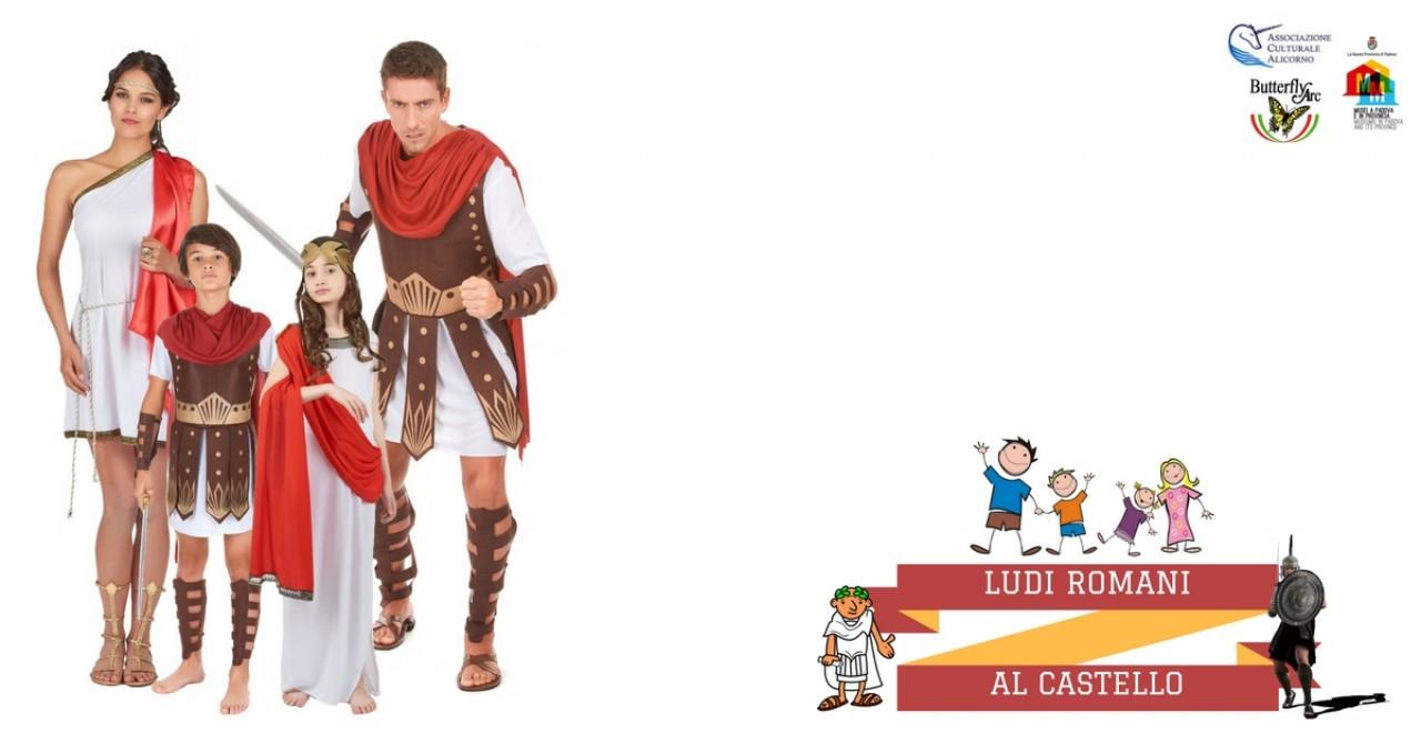 LUDI ROMANI AL CASTELLO -
