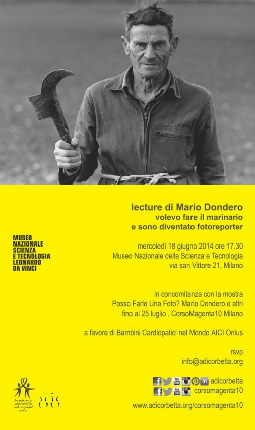 LECTURE DI MARIO DONDERO  -