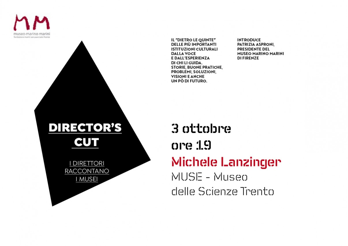 Director's Cut: nuovo appuntamento a ottobre