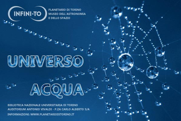 Acqua e vita - 3° incontro di Universo Acqua