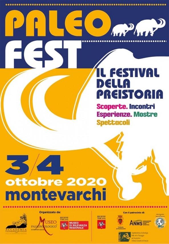 Paleofest 2020 – Il Festival della Preistoria, 3° Edizione