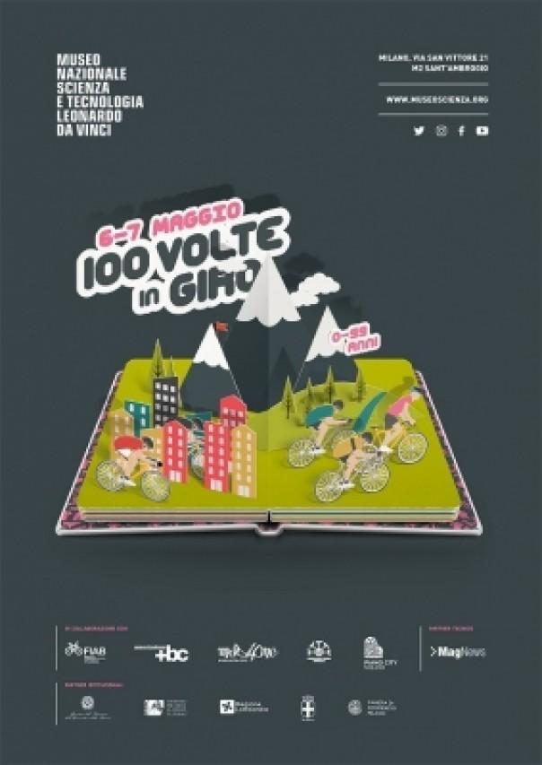 100 VOLTE IN GIRO, weekend speciale 6-7 maggio e mostra fino al 28 maggio