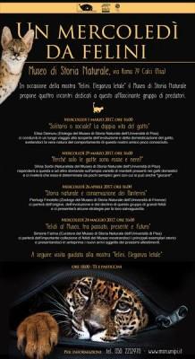 Un mercoledì da Felini - prima edizione.