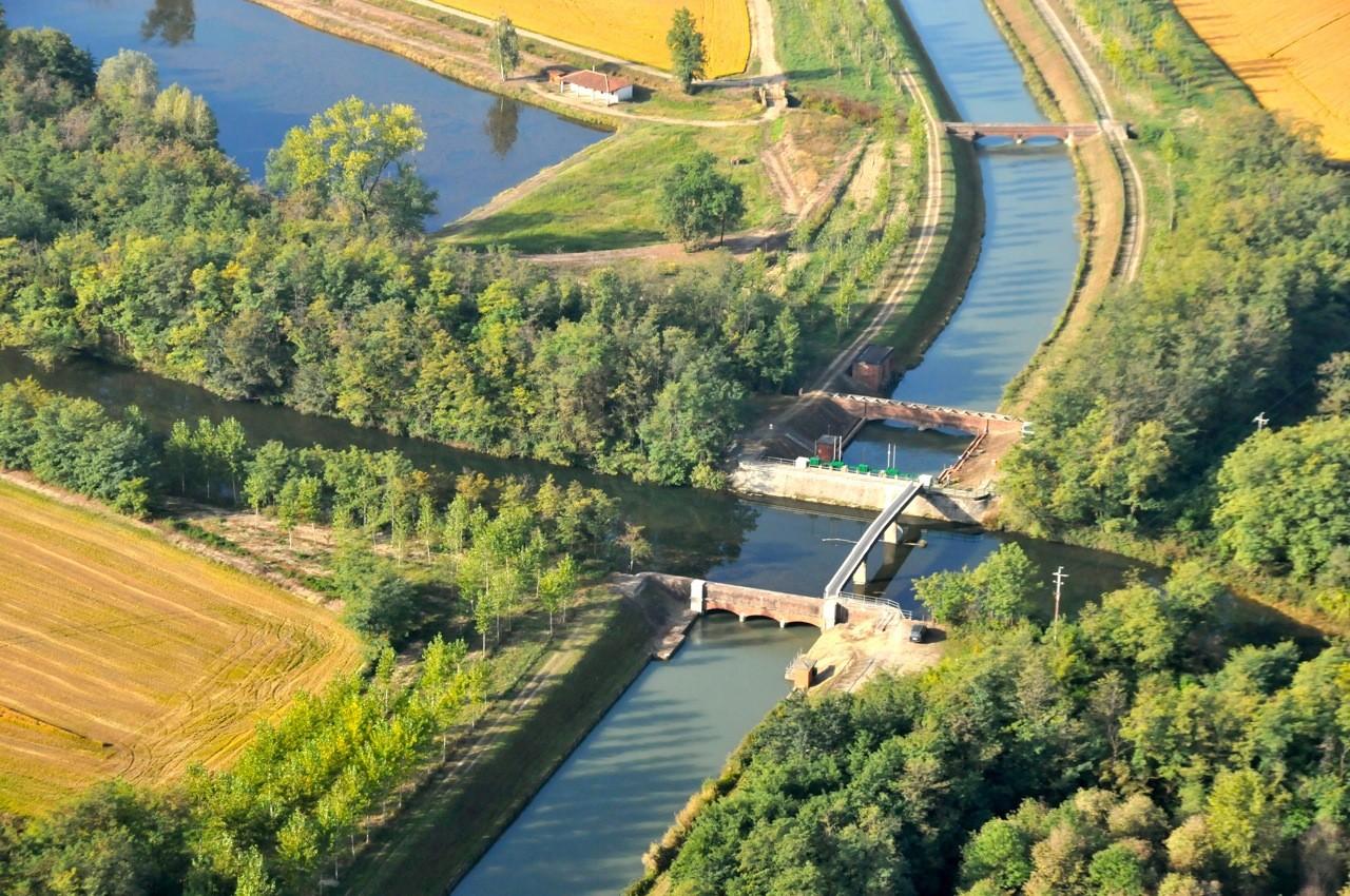 Il canale Cavour 150 anni di benessere