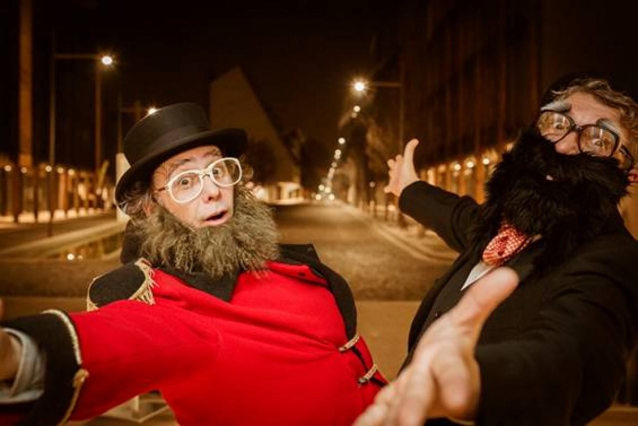 EXTINCTION PARTY - Festa conclusiva del Gran Carnevale di Trento