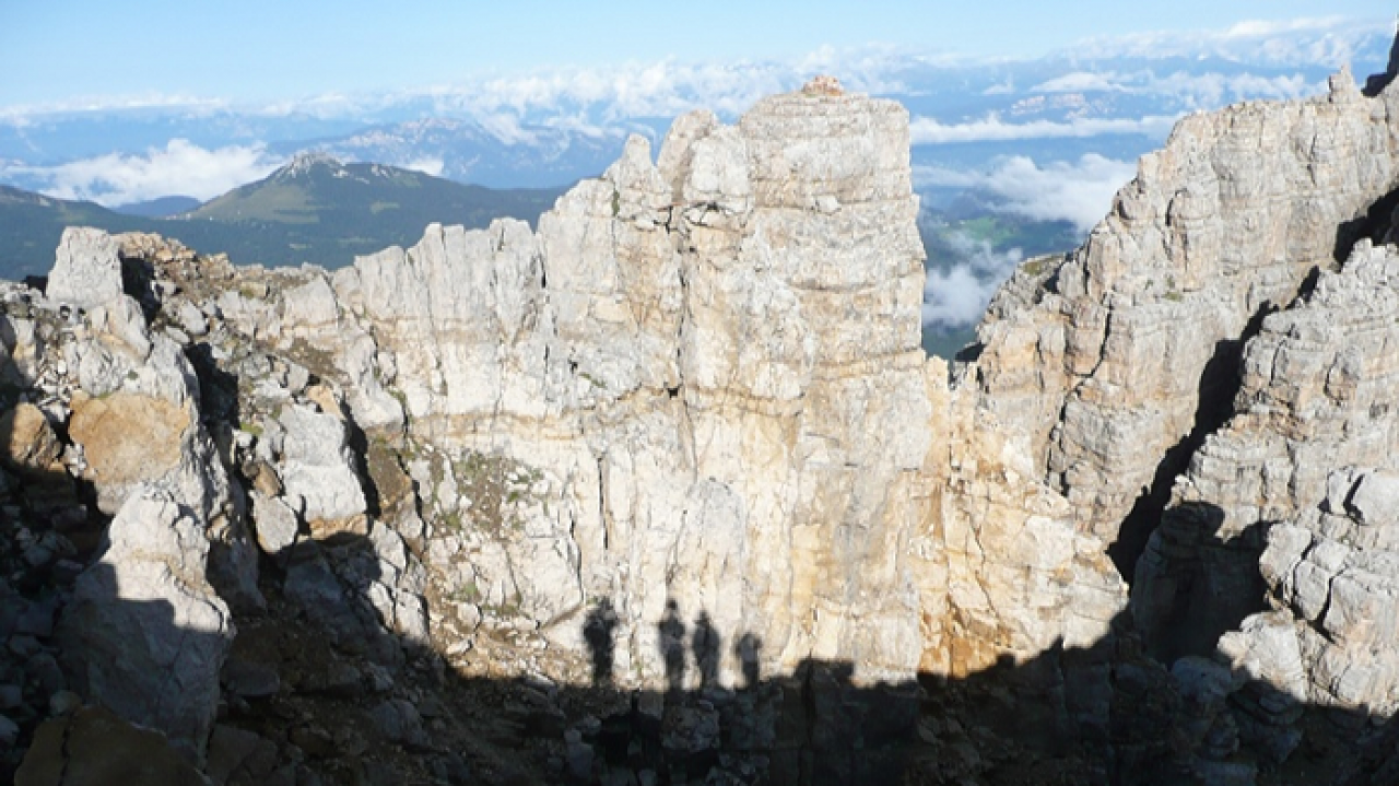 Due mostre per celebrare le Dolomiti, patrimonio dell'Umanità