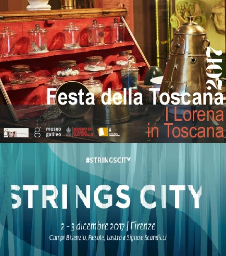 Festa della Toscana e Strings City