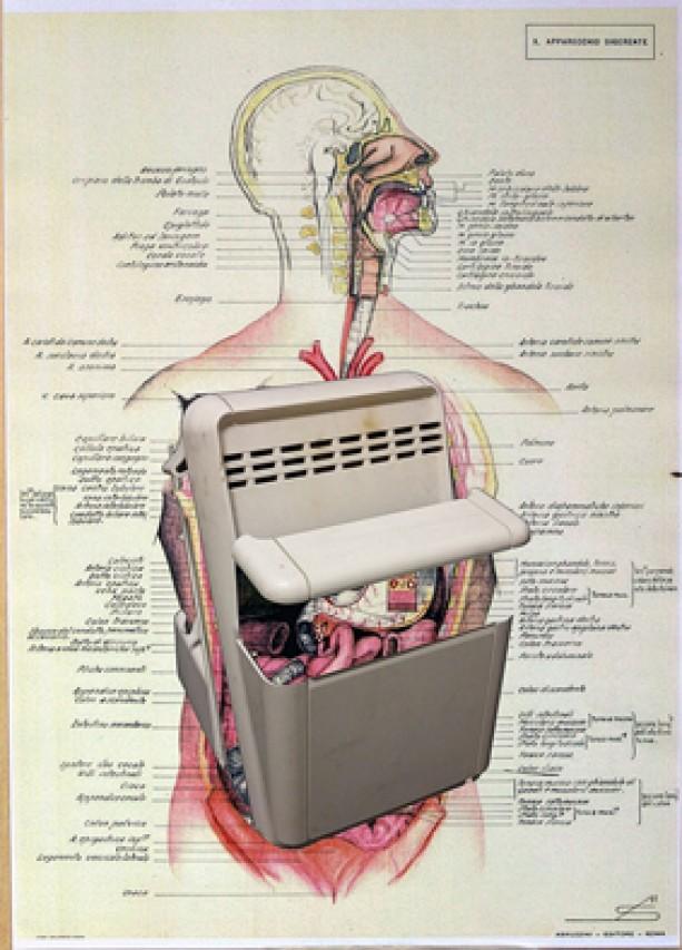 Lectio Anatomica de Coffea Machina - Autopsia di una macchina del caffé