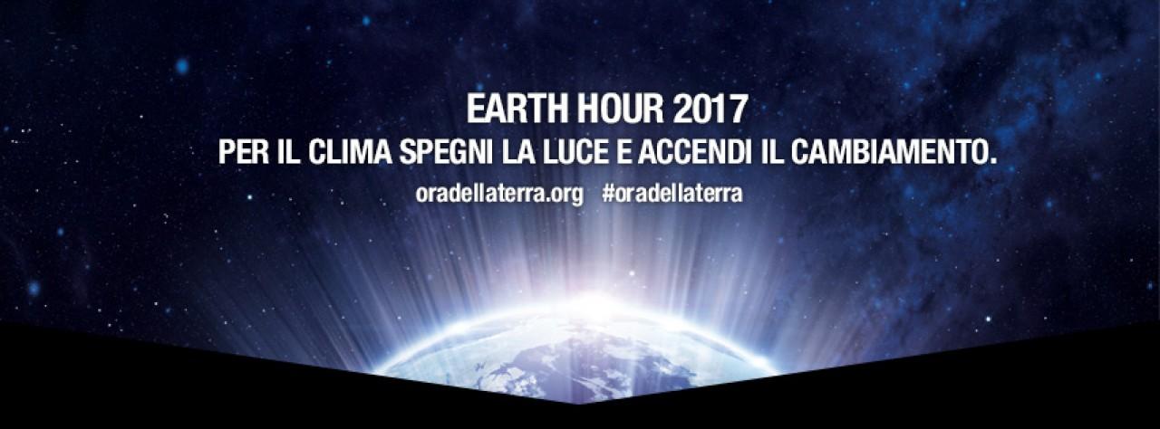 L'Ora della Terra - Earth Hour