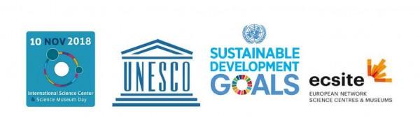 Giornata Mondiale della Scienza  per la pace e lo sviluppo // Giornata Mondiale dei Science Center e dei Musei della Scienza