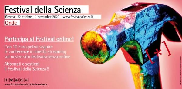 Festival della Scienza 2020
