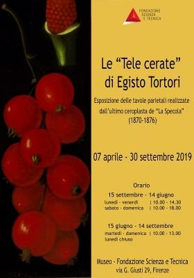 """Le """"Tele cerate"""" di Egisto Tortori. Esposizione delle tavole parietali realizzate dall'ultimo ceroplasta de """"La Specola"""" (1870-1876)"""