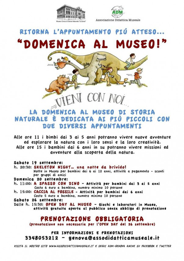 Domenica al Museo Doria