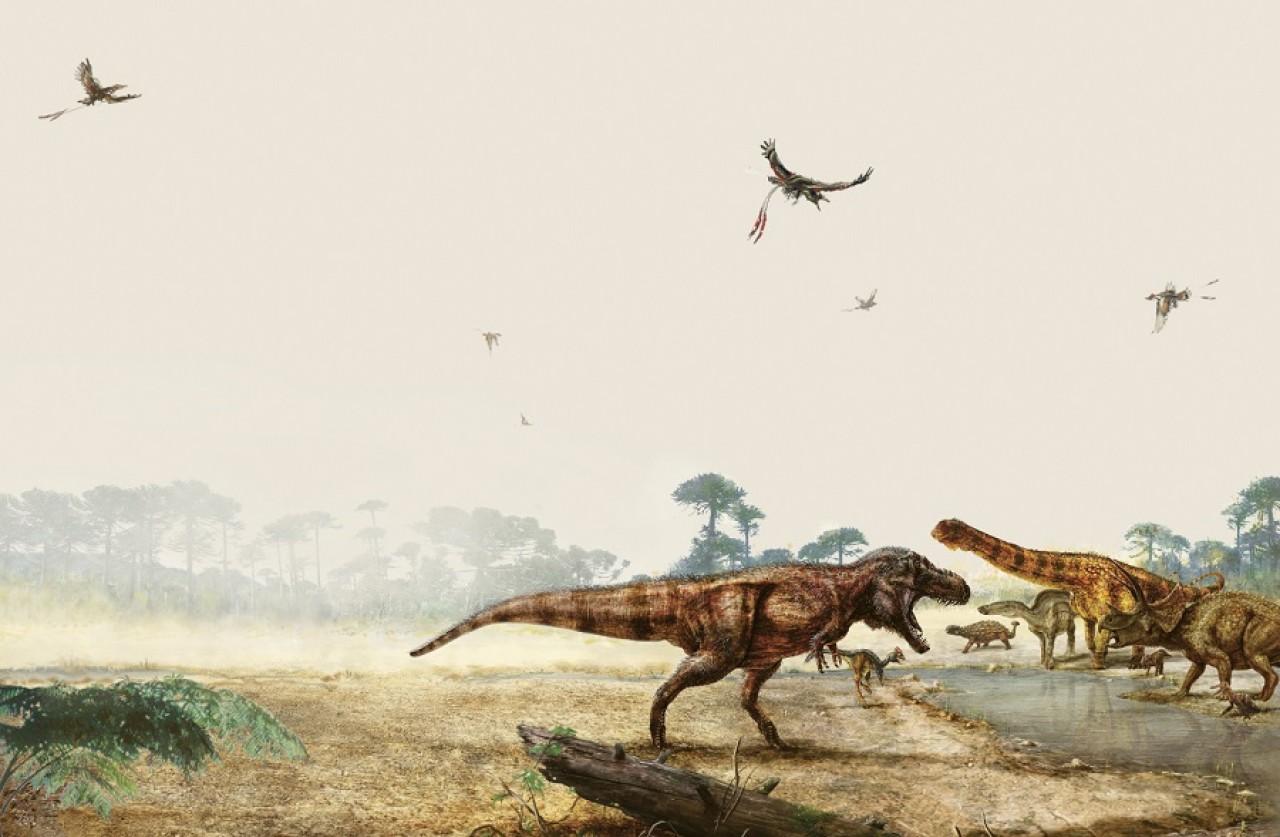 Ascesa e caduta dei dinosauri. Al MUSE il paleontologo americano Steve Brusatte.