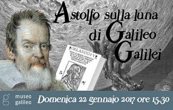 Astolfo sulla luna di Galileo