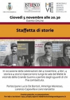 STAFFETTA DI STORIE