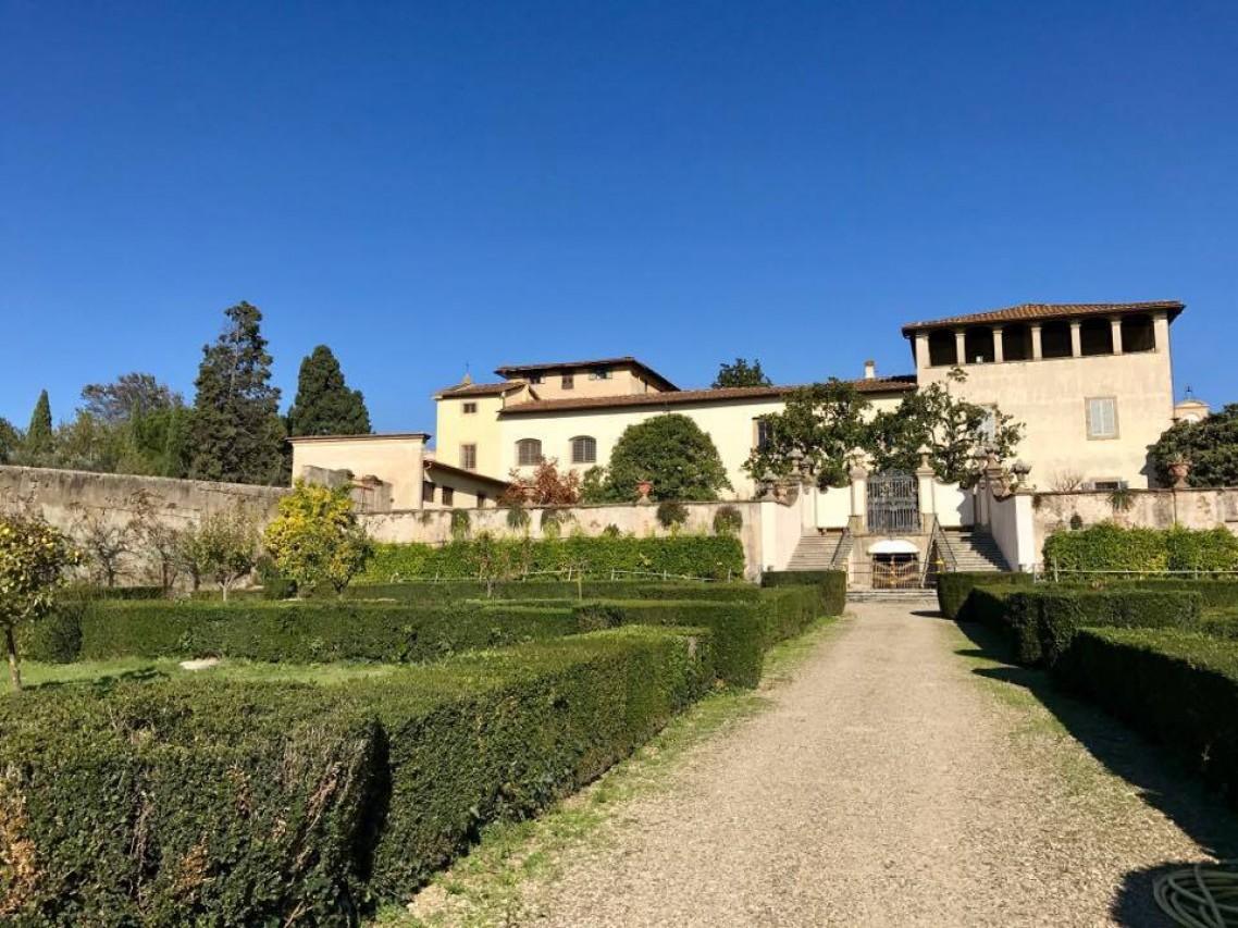 Da Botticelli a Foggini. Percorsi di arte fiorentina a Villa La Quiete